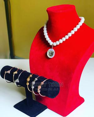 Pearl Necklace | Jewelry for sale in Lagos State, Ifako-Ijaiye