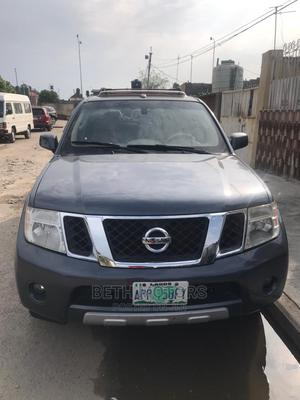 Nissan Pathfinder 2008 LE Black | Cars for sale in Lagos State, Agboyi/Ketu