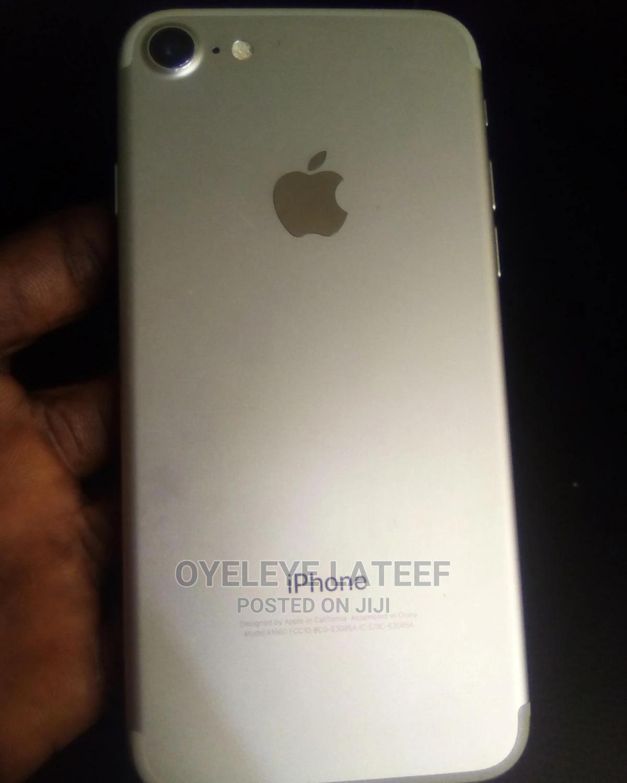Apple iPhone 7 32 GB Gray   Mobile Phones for sale in Ifako-Ijaiye, Lagos State, Nigeria