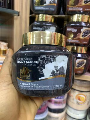 Deep Clean Charcoal Body Scrub   Skin Care for sale in Lagos State, Ojo