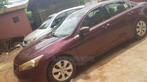 Honda Accord 2008 2.4 EX Automatic Red | Cars for sale in Ogun State, Ijebu Ode