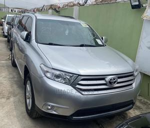 Toyota Highlander 2012 SE Silver | Cars for sale in Lagos State, Ikeja