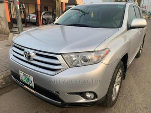 Toyota Highlander 2012 Limited Silver | Cars for sale in Lagos State, Amuwo-Odofin