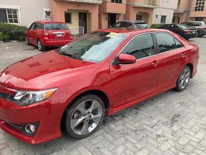 Toyota Camry 2013 Red | Cars for sale in Lagos State, Amuwo-Odofin