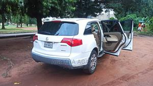 Acura MDX 2007 SUV 4dr AWD (3.7 6cyl 5A) White | Cars for sale in Abuja (FCT) State, Asokoro