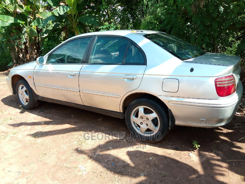 Honda Accord 2002 Coupe Silver   Cars for sale in Benin City, Edo State, Nigeria