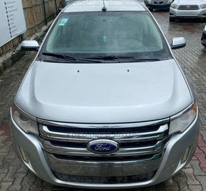 Ford Edge 2012 SE 4dr FWD (3.5L 6cyl 6A) Silver   Cars for sale in Lagos State, Lekki