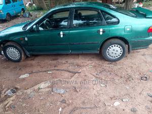 Honda Accord 2002 Coupe Green   Cars for sale in Osun State, Osogbo