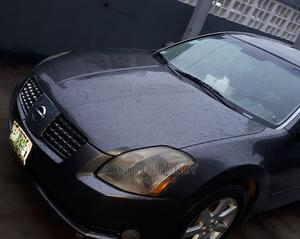 Nissan Maxima 2005 SE Gray | Cars for sale in Lagos State, Abule Egba