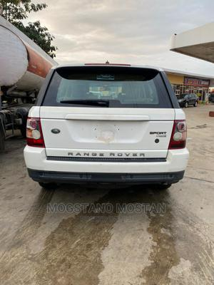Land Rover Range Rover Sport 2008 White   Cars for sale in Lagos State, Ejigbo