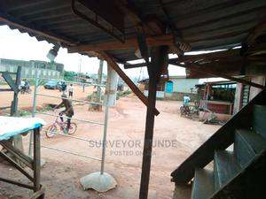 Completed 8 Shops on 2 Plots of Land Along Ita- Oluwo Road | Commercial Property For Sale for sale in Lagos State, Ikorodu