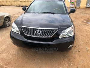 Lexus RX 2008 350 AWD Black | Cars for sale in Lagos State, Isolo