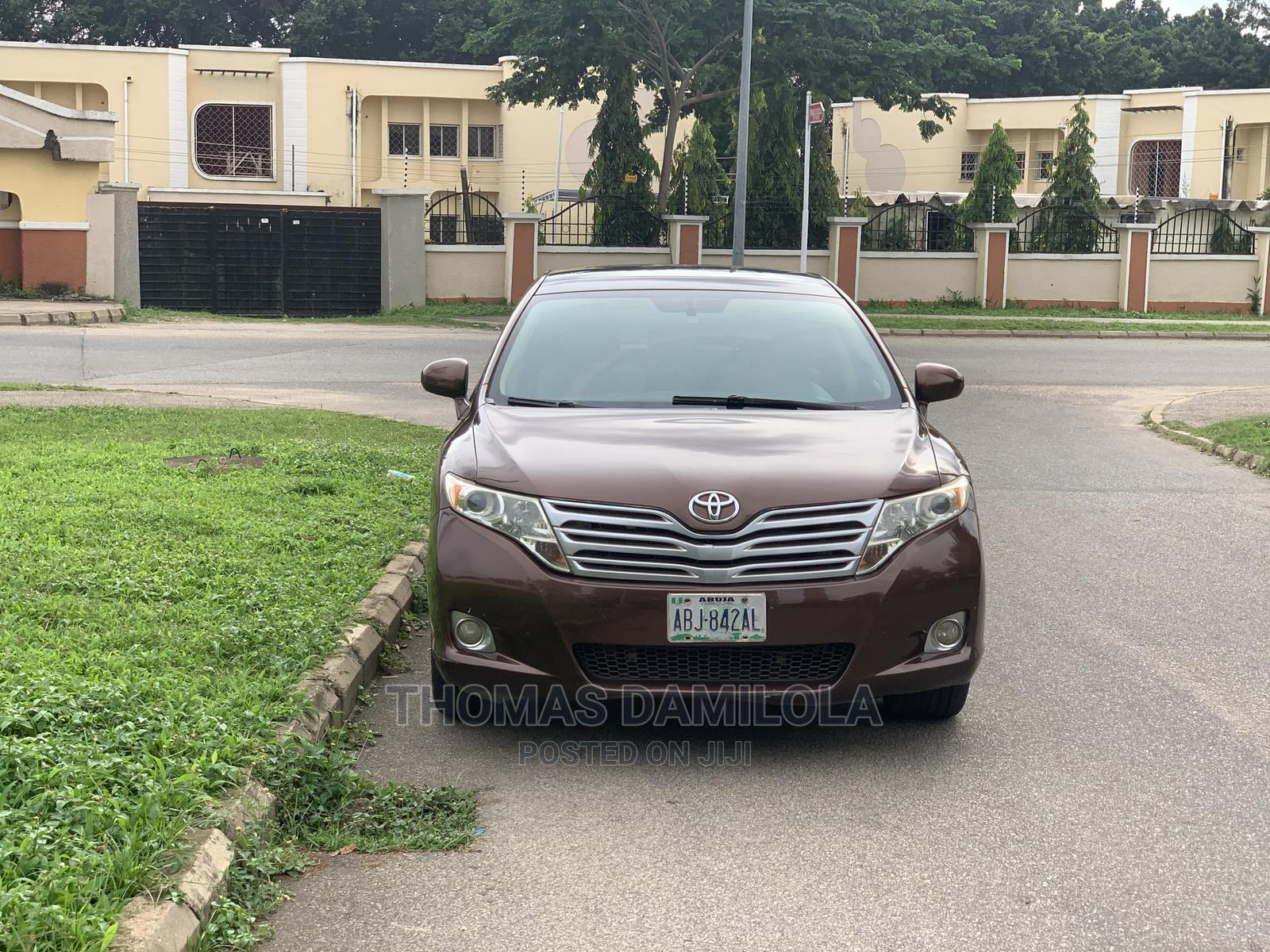 Toyota Venza 2010 Brown | Cars for sale in Wuse 2, Abuja (FCT) State, Nigeria