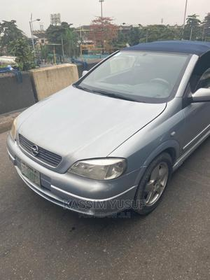 Opel Astra 2002 1.8 Silver   Cars for sale in Lagos State, Victoria Island