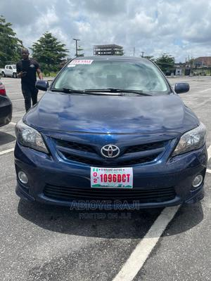 Toyota Corolla 2012 Blue   Cars for sale in Lagos State, Ajah