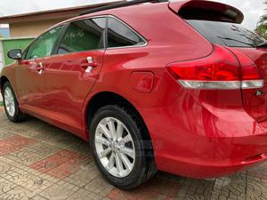 Toyota Venza 2010 AWD Red | Cars for sale in Lagos State, Lekki