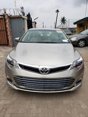 Toyota Avalon 2015 Gold   Cars for sale in Lagos State, Maryland