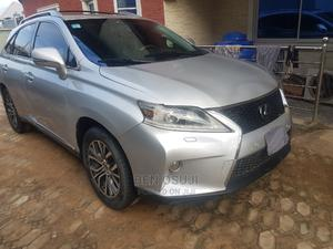 Lexus RX 2015 350 AWD Silver | Cars for sale in Lagos State, Apapa