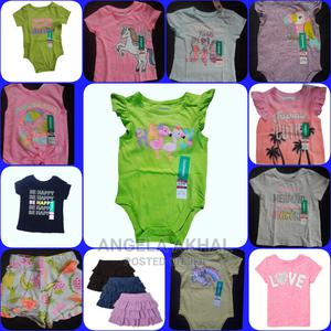 USA Tops/ T-Shirts and Body Suit for Babies and Toddlers | Children's Clothing for sale in Lagos State, Ajah