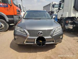 Lexus RX 2014 350 AWD Gray   Cars for sale in Lagos State, Ikeja