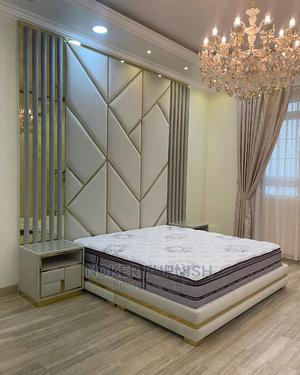 Luxury Bedroom King-Size Bed | Furniture for sale in Lagos State, Lekki