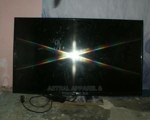 43 Inch Lg Tv With Broken Screen | TV & DVD Equipment for sale in Osun State, Olorunda-Osun