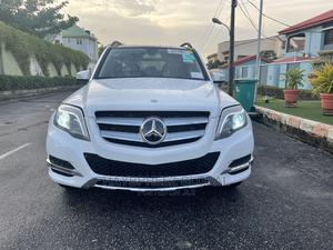 Mercedes-Benz GLK-Class 2015 White   Cars for sale in Lagos State, Magodo