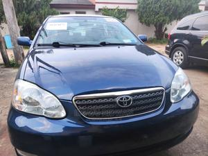 Toyota Corolla 2008 1.6 VVT-i Blue   Cars for sale in Lagos State, Alimosho