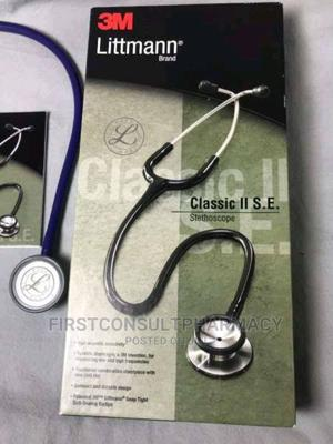 Littmann Classic II SE Stethoscope   Medical Supplies & Equipment for sale in Lagos State, Surulere