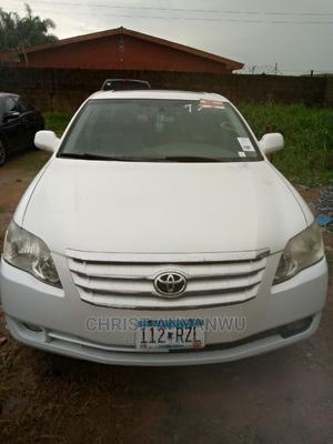 Toyota Avalon 2007 White   Cars for sale in Lagos State, Ikorodu