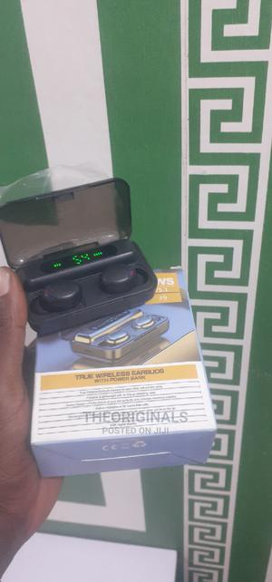 F9 Earbuds Tws Wireless Bluetooth   Headphones for sale in Lagos State, Ikeja