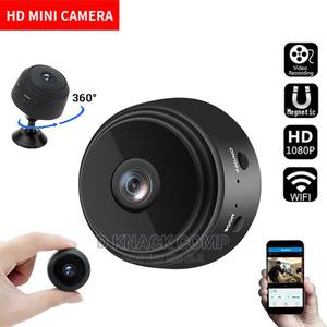 Mini Smart Spy Camera 1080P High Definition Night Vision | Security & Surveillance for sale in Lagos State, Surulere