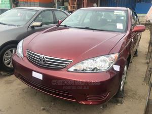 Toyota Camry 2006 Red | Cars for sale in Lagos State, Apapa