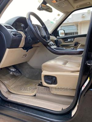 Land Rover Range Rover Sport 2010 HSE 4x4 (5.0L 8cyl 6A) Black | Cars for sale in Kogi State, Lokoja