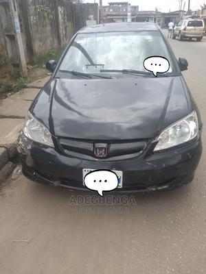 Honda Civic 2006 Black | Cars for sale in Lagos State, Ikeja