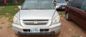 Honda Pilot 2005 LX 4x4 (3.5L 6cyl 5A) Silver | Cars for sale in Imo State, Owerri