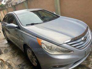 Hyundai Sonata 2012 Blue | Cars for sale in Lagos State, Amuwo-Odofin