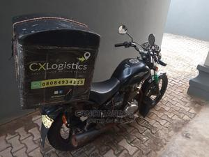 Motorcycle 2020 Black | Motorcycles & Scooters for sale in Lagos State, Ogba