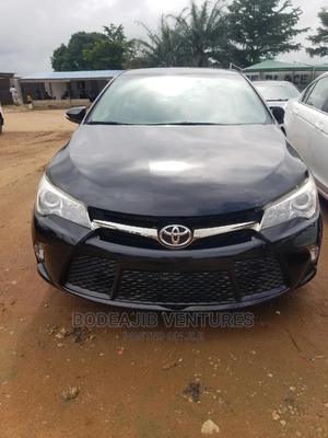 Toyota Camry 2015 Black | Cars for sale in Lagos State, Ikotun/Igando