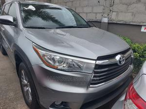 Toyota Highlander 2015 Silver | Cars for sale in Lagos State, Ogba