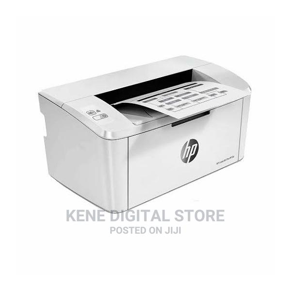 Hp Laserjet Pro M15A Black and White Printer | Printers & Scanners for sale in Ikeja, Lagos State, Nigeria