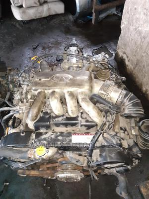 Engine Nissan/Infiniti V8 Q45 Nissan President | Vehicle Parts & Accessories for sale in Lagos State, Maryland