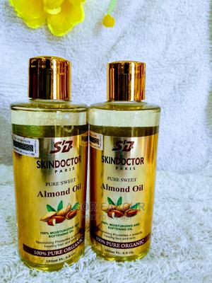Pure Almond Oil | Skin Care for sale in Lagos State, Ajah