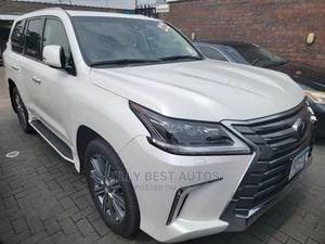 Lexus LX 2016 570 (5 Seats) AWD White | Cars for sale in Lagos State, Amuwo-Odofin