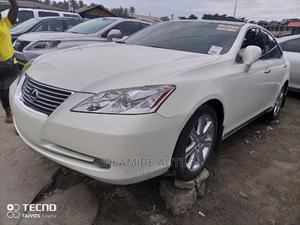 Lexus ES 2009 350 White   Cars for sale in Lagos State, Apapa