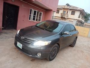 Toyota Corolla 2012 Gray   Cars for sale in Ogun State, Sagamu