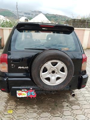 Toyota RAV4 2003 Automatic Black | Cars for sale in Abuja (FCT) State, Gwarinpa