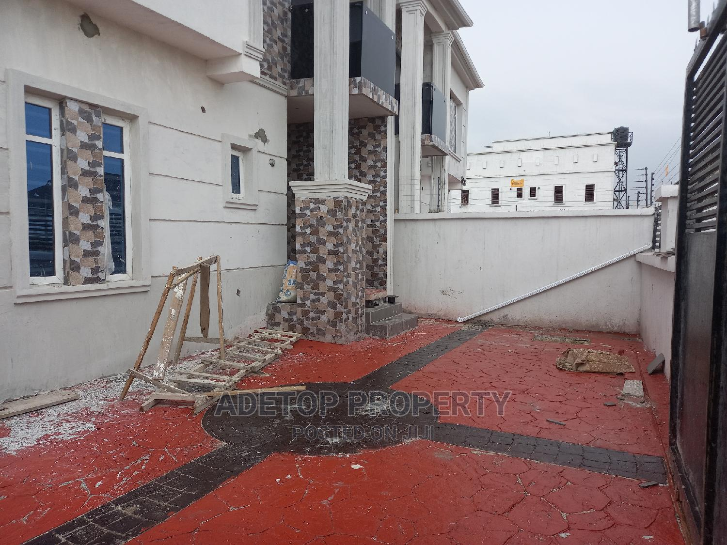 Furnished 4bdrm Duplex in Valley View Estate for Sale | Houses & Apartments For Sale for sale in Ibeshe / Ikorodu, Ikorodu, Nigeria