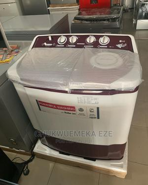 Powerful LG Washing Machine 8kg | Home Appliances for sale in Lagos State, Ikeja