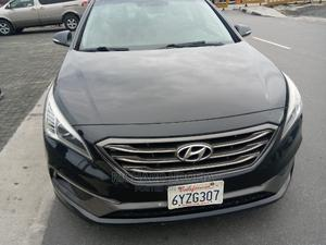 New Hyundai Sonata 2015 Black | Cars for sale in Rivers State, Port-Harcourt